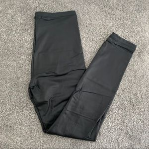 2/$15 - F21 High Waisted Faux Leather Leggings